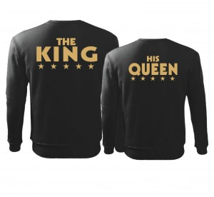 Bluzy dla Par  the KING his QUEEN p25