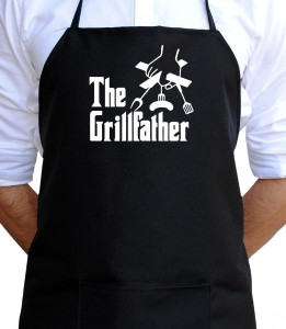 FARTUCH kuchenny THE GRILLFATHER